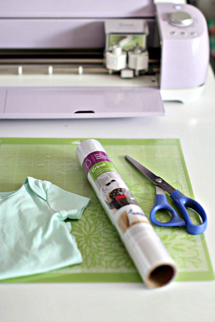 Diy iron on tee shirts and onesies like a pro tips tools