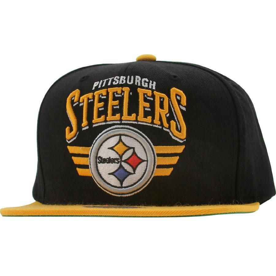 1409d5ec coupon code mitchell and ness pittsburgh steelers snapback 459b1 9db34
