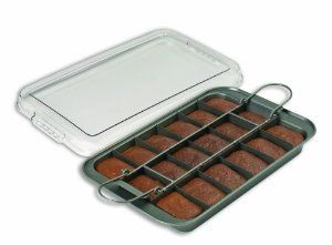 Amazon Com Precut Brownie Pan How Cool With Images Chicago