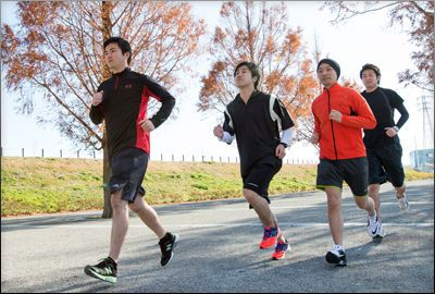 f6fa58a7c0 画像 : 【メンズ・男性】春夏秋冬 マラソンウェア/ランニングウェア おしゃれ