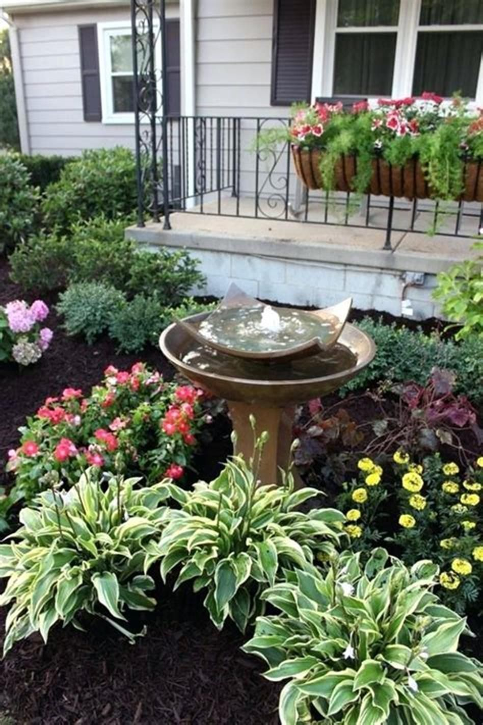 45 Best and Cheap Simple Front Yard Landscaping Ideas 26