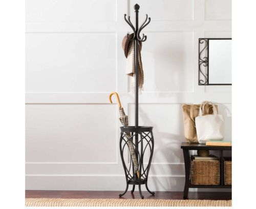 Beautiful Hallway Coat Hanger