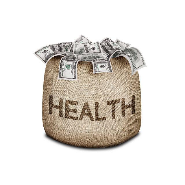 Health by 401(K) 2013, via Flickr