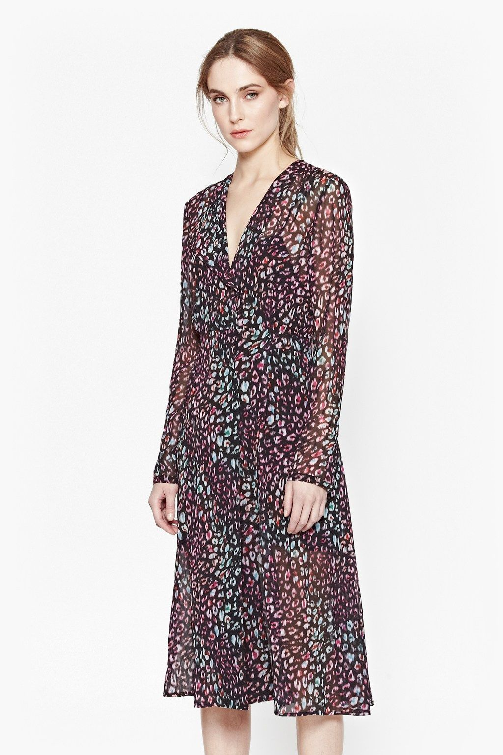 Soho Boa Wrap Dress | Dresses | French Connection Usa