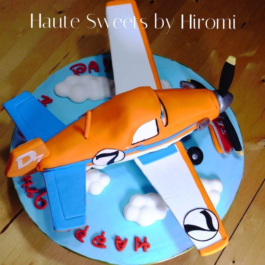 Dusty Crophopper Birthday Cake Aircraft Watercraft Boys Cakes