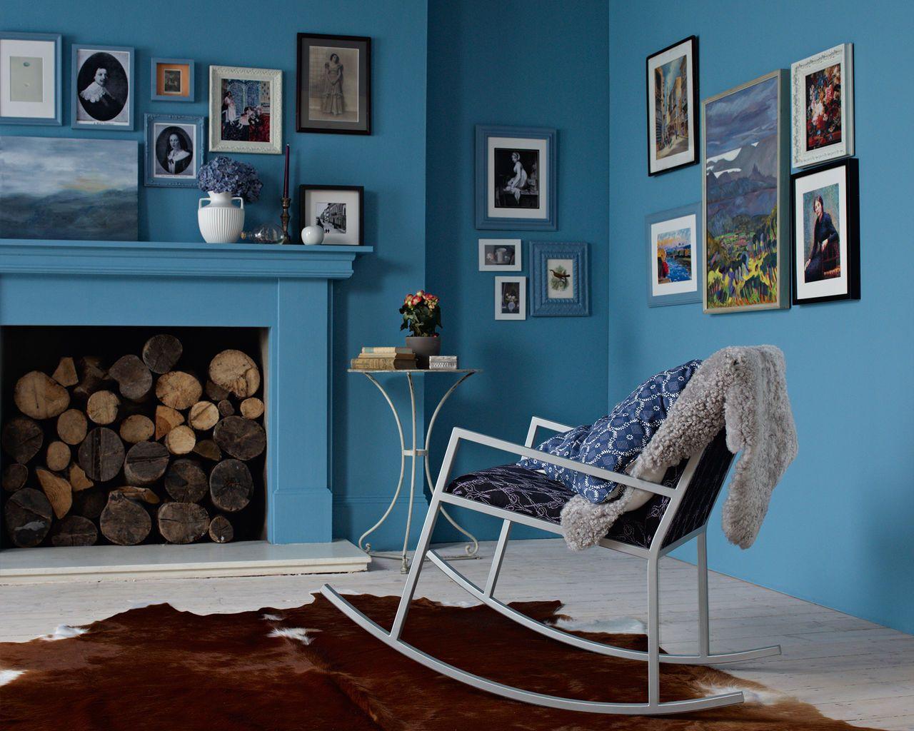 Idee peinture salon - Dulux Valentine | Salons