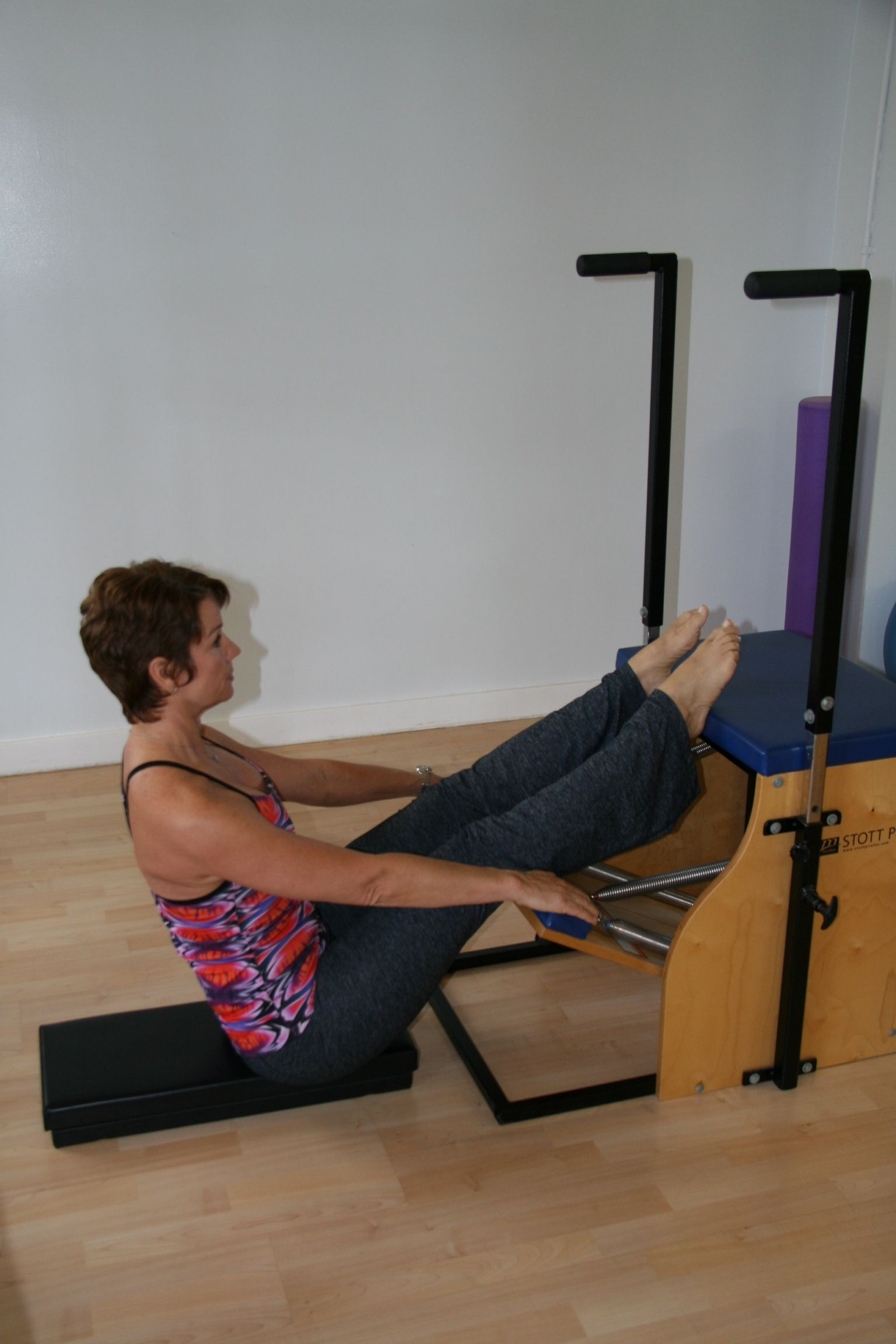 Stability chair workout | Pilates | Pinterest | Chair ...