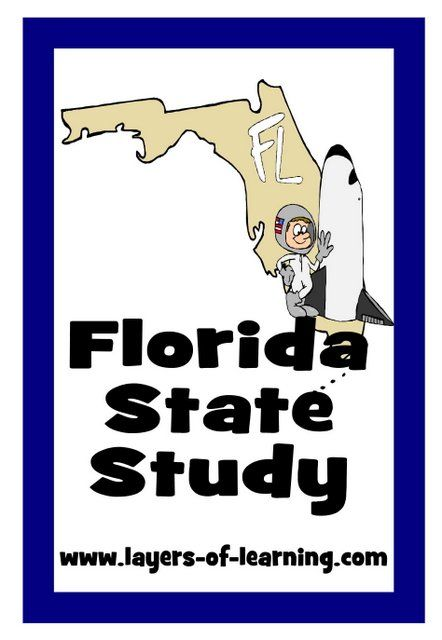 florida state symbols lessons for second grade