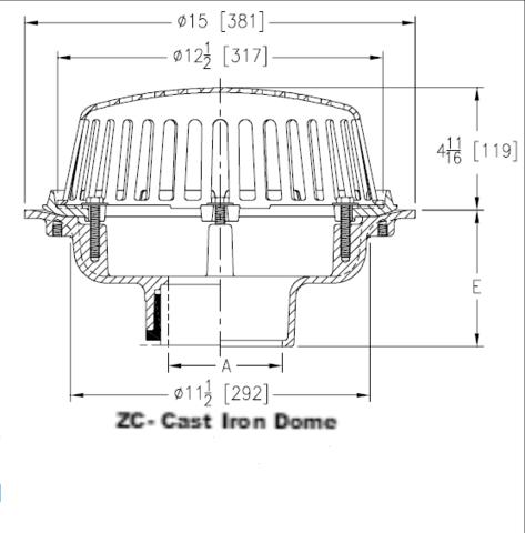 Zurn Z100 15