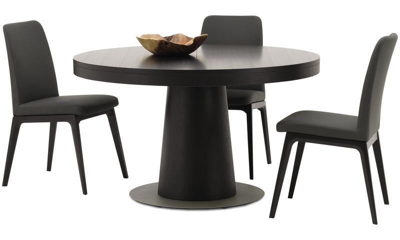 Table Granada Avec Allonge Salle A Manger Table Ronde Table Salle A Manger Table Repas
