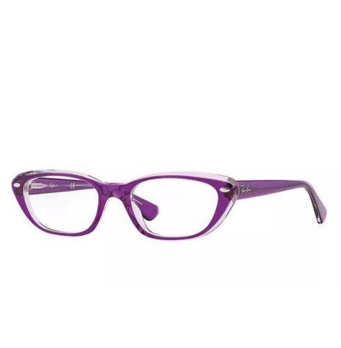 060b01543cd6 NEW RAY BAN RB 5242 5254 PURPLE EYEGLASSES RX FRAMES RAYBAN RB5242 Sz 51MM  | Health & Beauty, Vision Care, Eyeglass Frames | eBay!