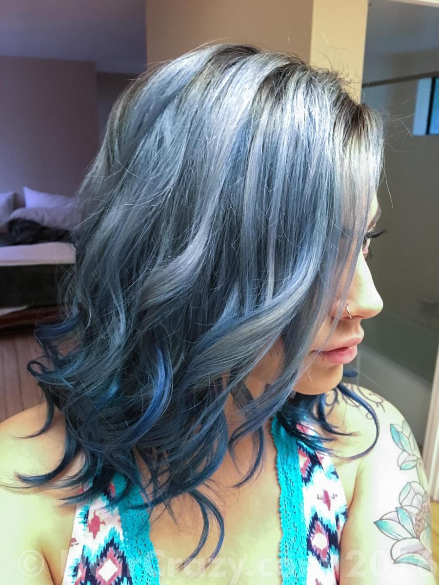 Ion Color Brilliance Shark Blue Google Search Hair Styles Ion