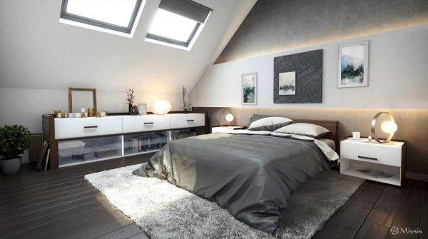 la decoration chambre 25 exemples epoustouflants attic bedrooms attic and bedrooms