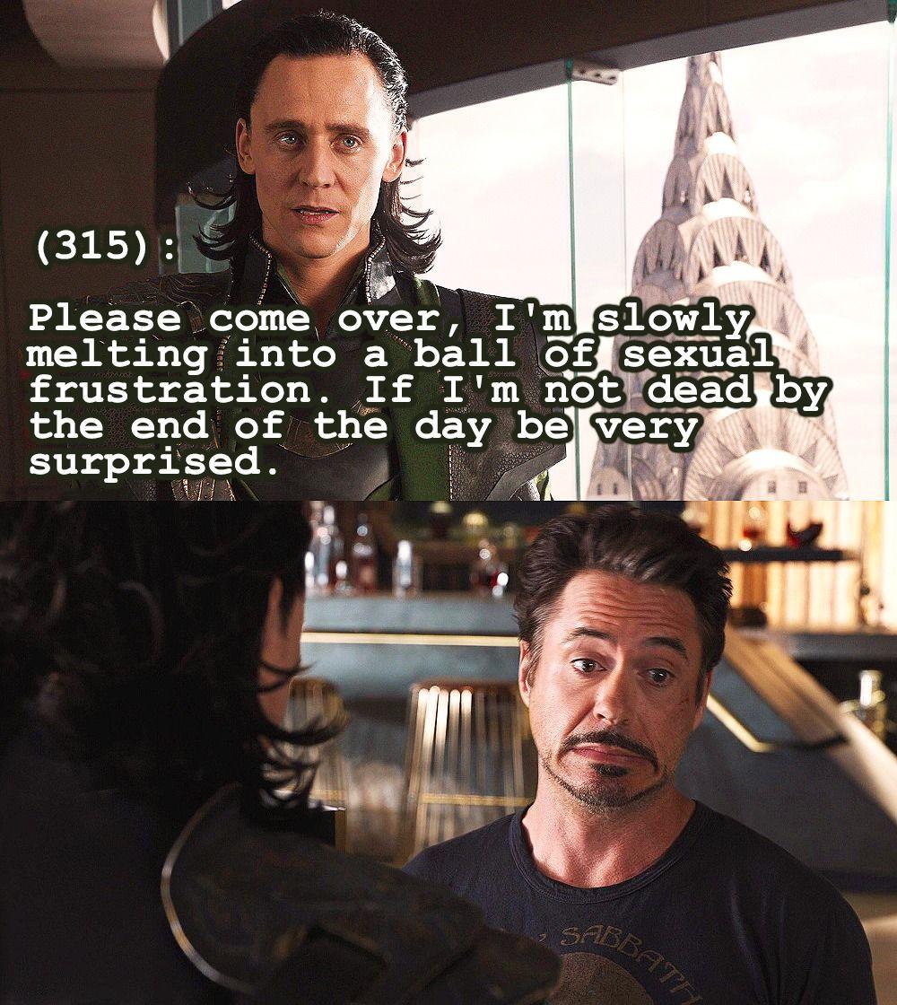 Texts From the Avengers - Tumblr | Nerd Alert | Marvel funny