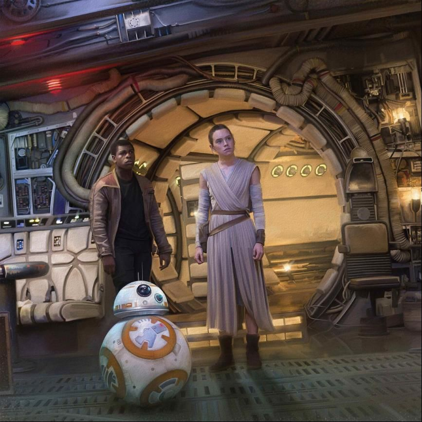 Young readers adaptation of Star Wars: Episode VII The Force Awakens.