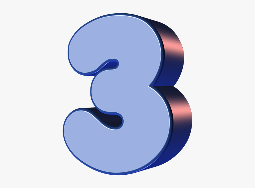 Number Three 3 Digit Gambar Angka 3 Keren Hd Png Download Is Free Transparent Png Image Download And Use It For Your Personal Or Non C Digit Numbers Png