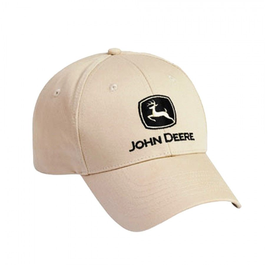 97802b2c4c25f John Deere Authentic Twill Hat