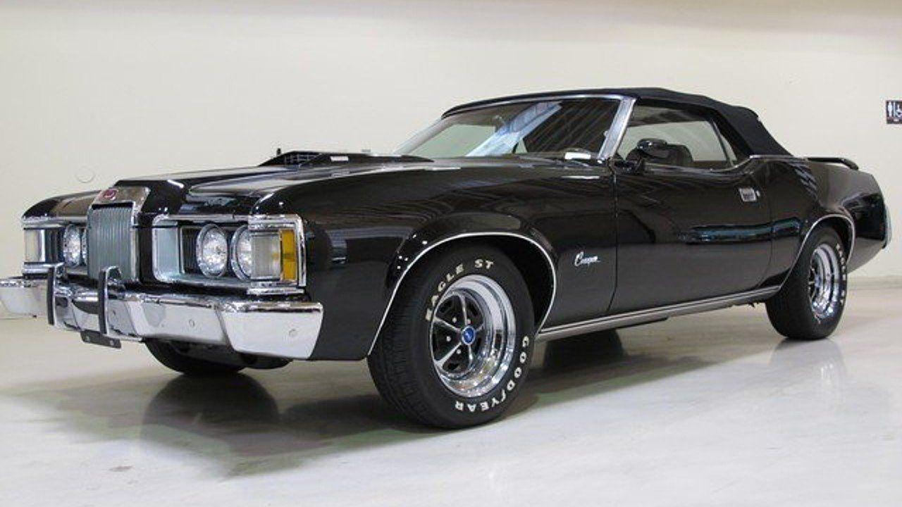 1973 Mercury Cougar for sale 100721131 | Stylin | Pinterest