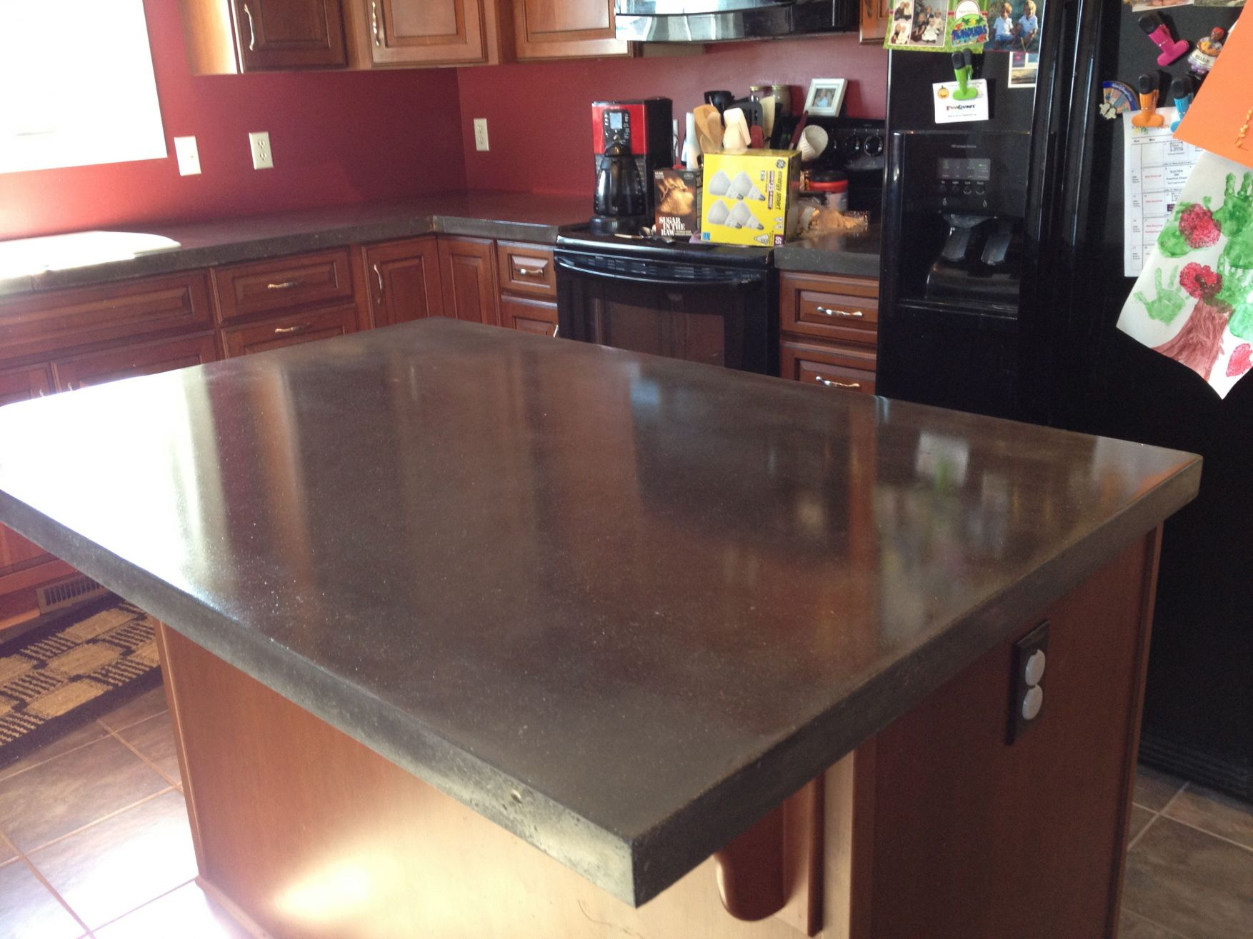 2019 Granite Countertops Norfolk Va Chalkboard Ideas For Kitchen Che Decorative Concrete