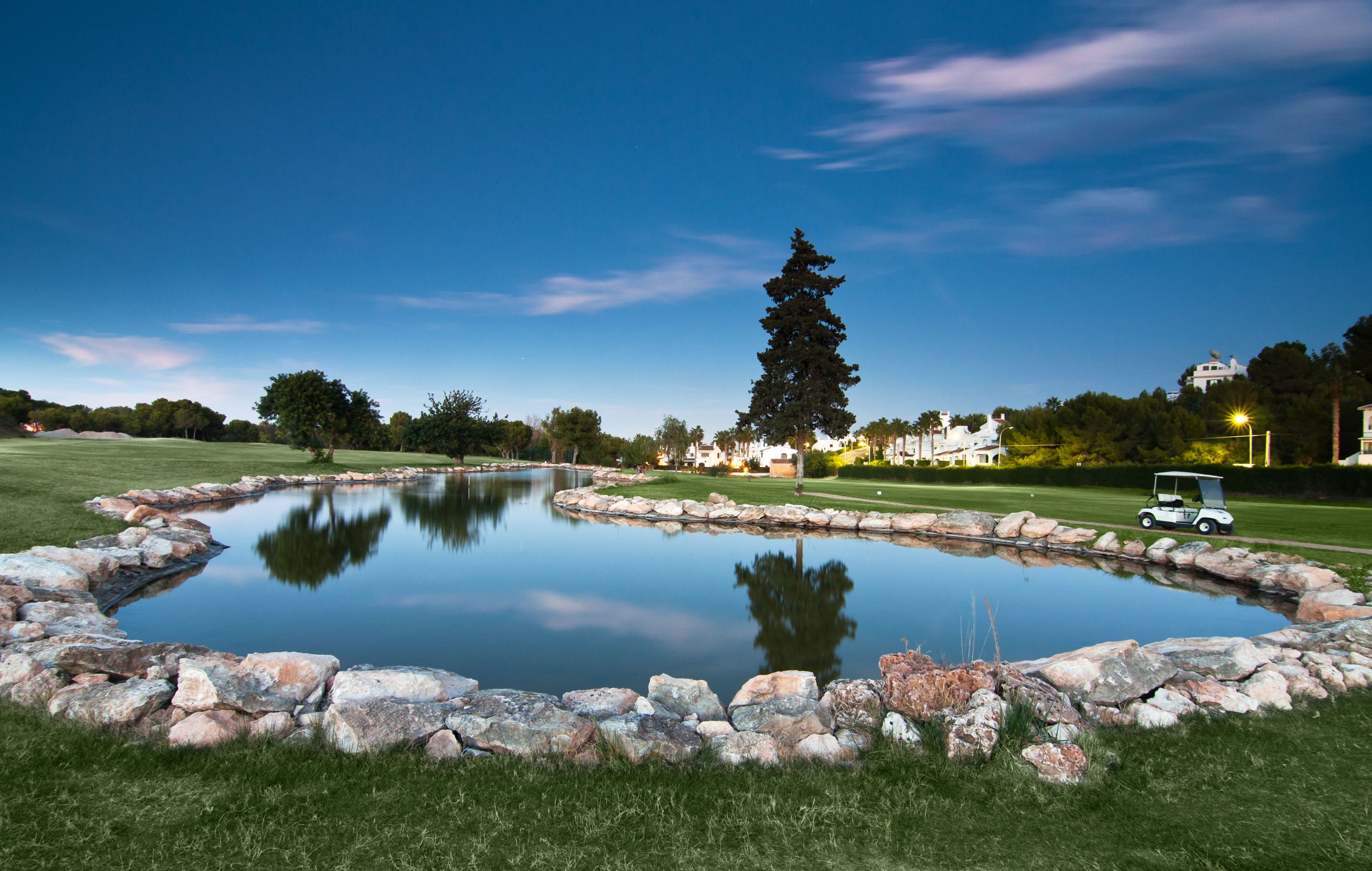 Campo de Golf Villamartín