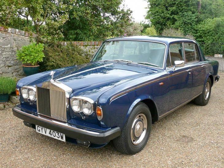 rolls royce classic cars blue #RollsRoyceClassicCars – #blue #cars #classic #Rol…