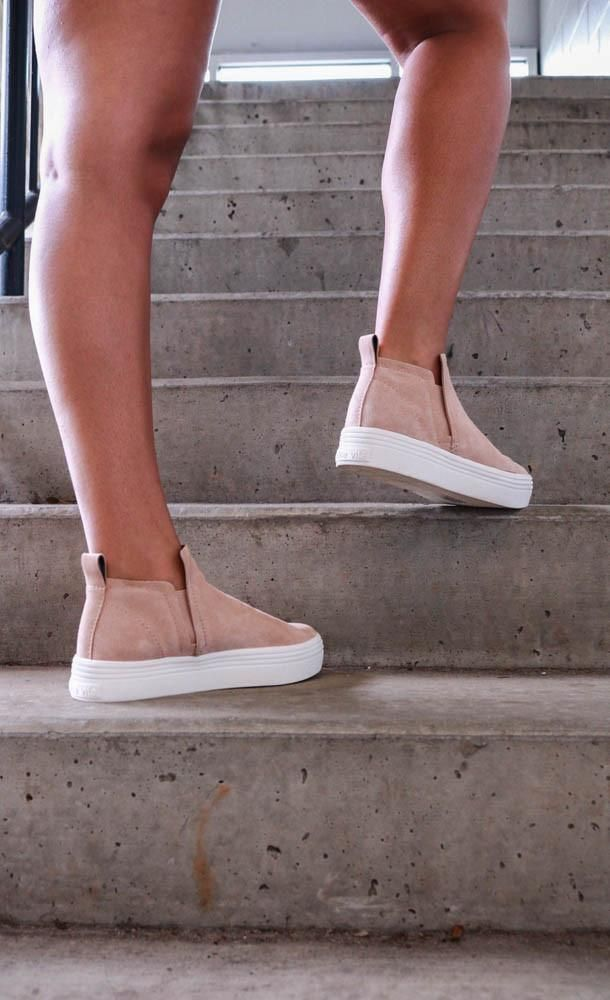 dolce vita tate sneakers taupe off 60