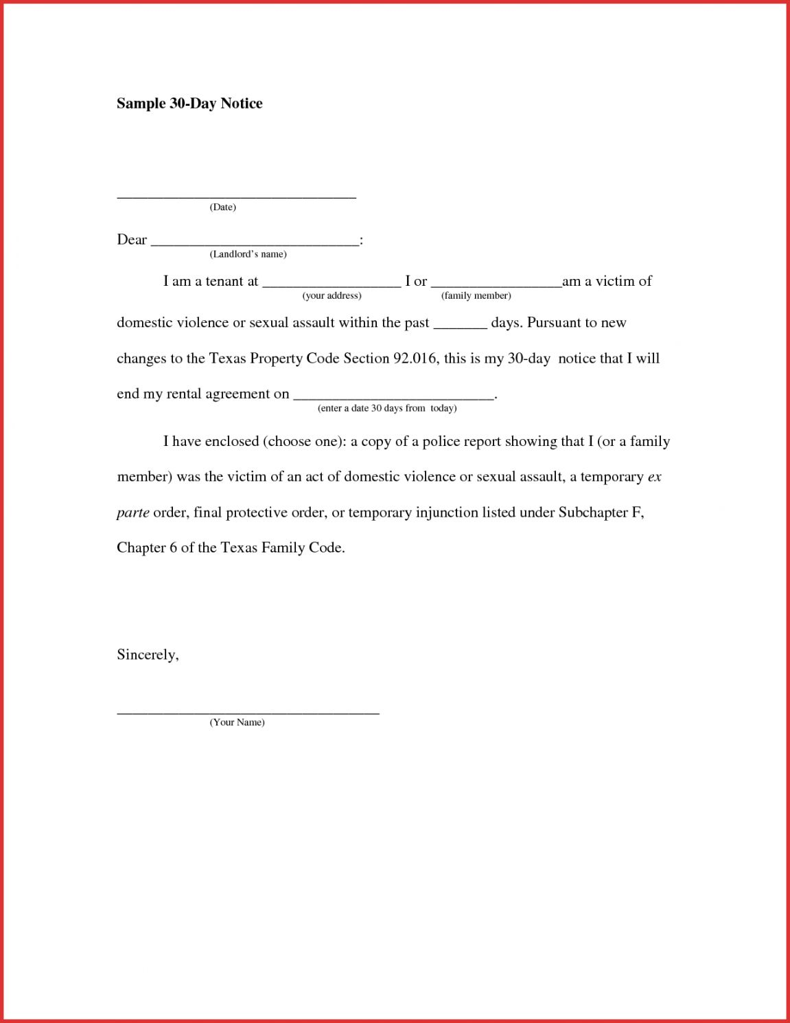 30 Notice Templates ideas   templates, being a landlord, eviction ...