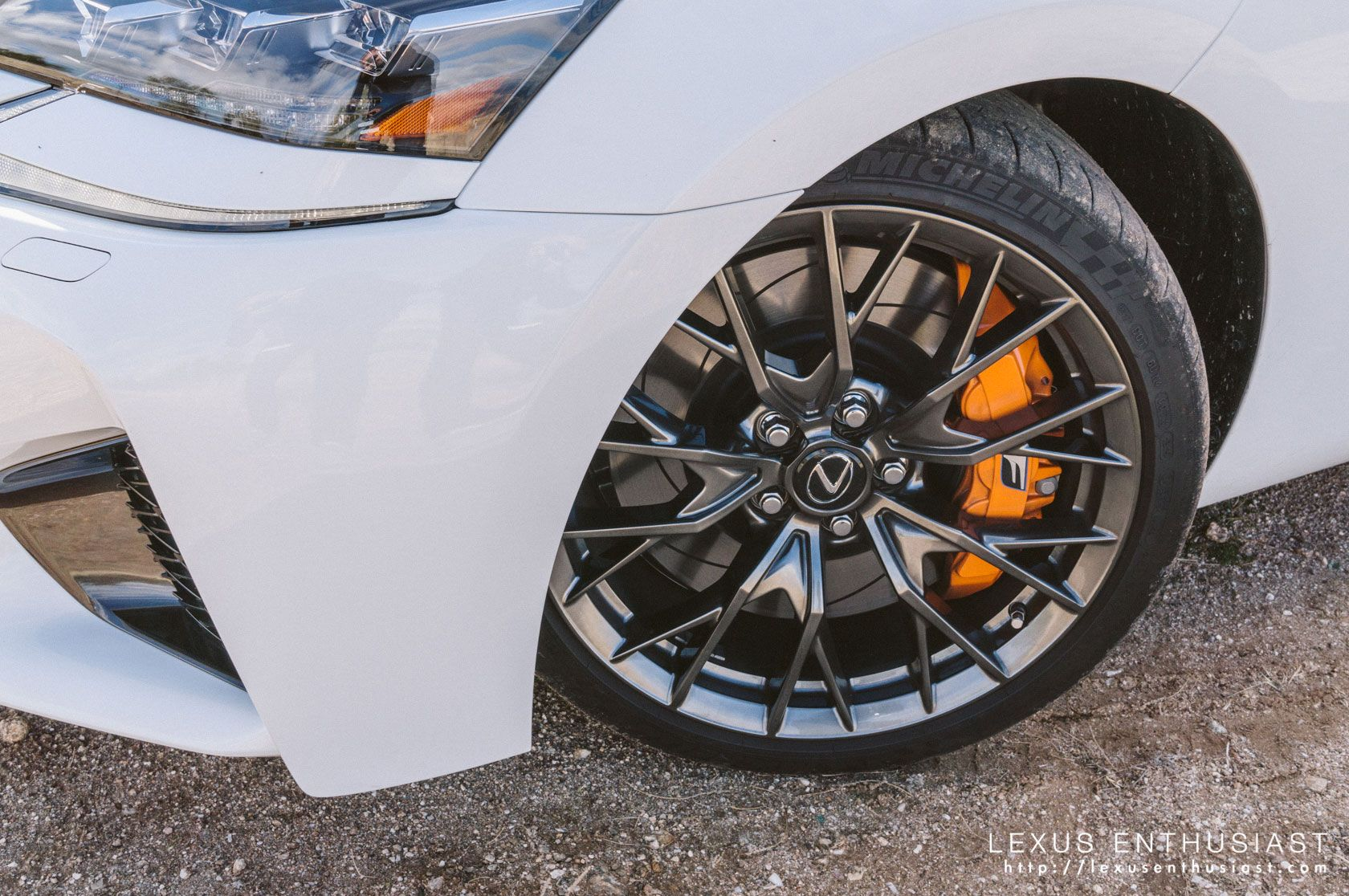 What Color Should I Paint My Calipers Page 2 Lexus Is Forum