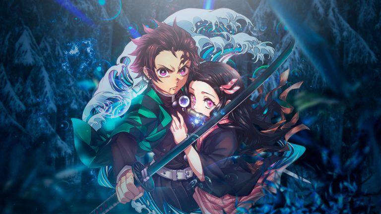 Kimetsu No Yaiba Wallpaper Nezuko Tanjiro Kamado Kamado Tanjirō Kamado Nezuko Wallpaper For You Hd Wallpaper Fo In 2021 Anime Hd Anime Wallpapers Anime Wallpaper Wallpaper 4k pc demon slayer