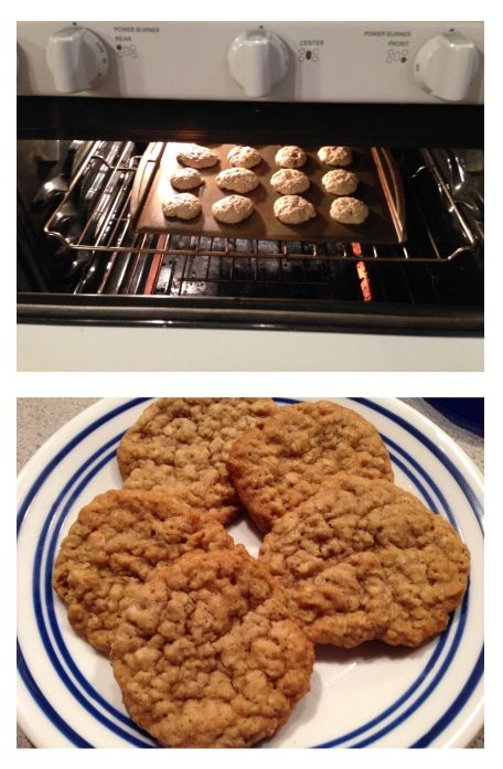 Classic Oatmeal Raisin Cookies 1 2 Cup 1 Stick Plus 6