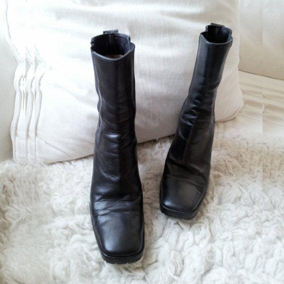 fa00ab294d0 square toe gucci boots