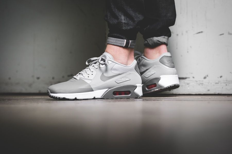 quality design 40d45 e727b Nike Air Max 90 Ultra 2.0 SE (grau)