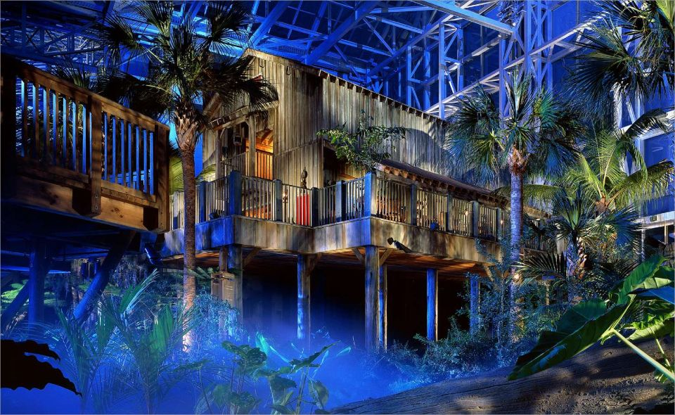 Gaylord Palms Resort And Convention Center Kissimmee Florida Places Pinterest Palm