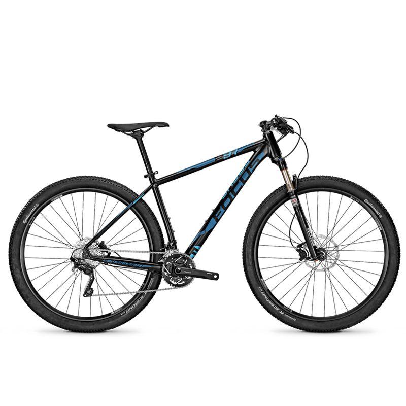 Bicicletas Montaña Focus Black Forest 29R 2.0 | Mountainbikes ...