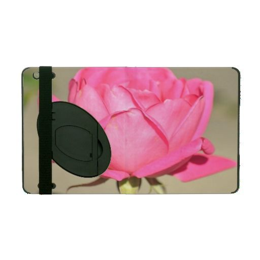 Pink Rose iPad Cases