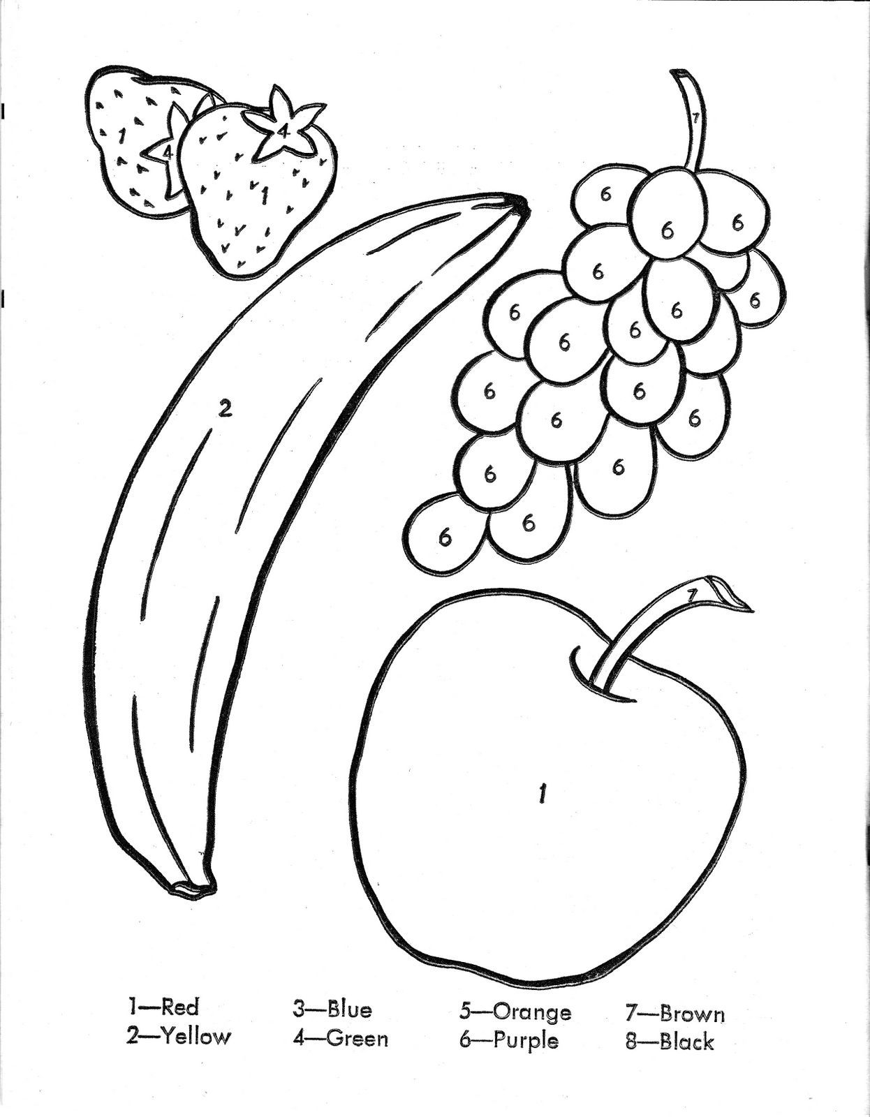 number 21 coloring pages - photo#26