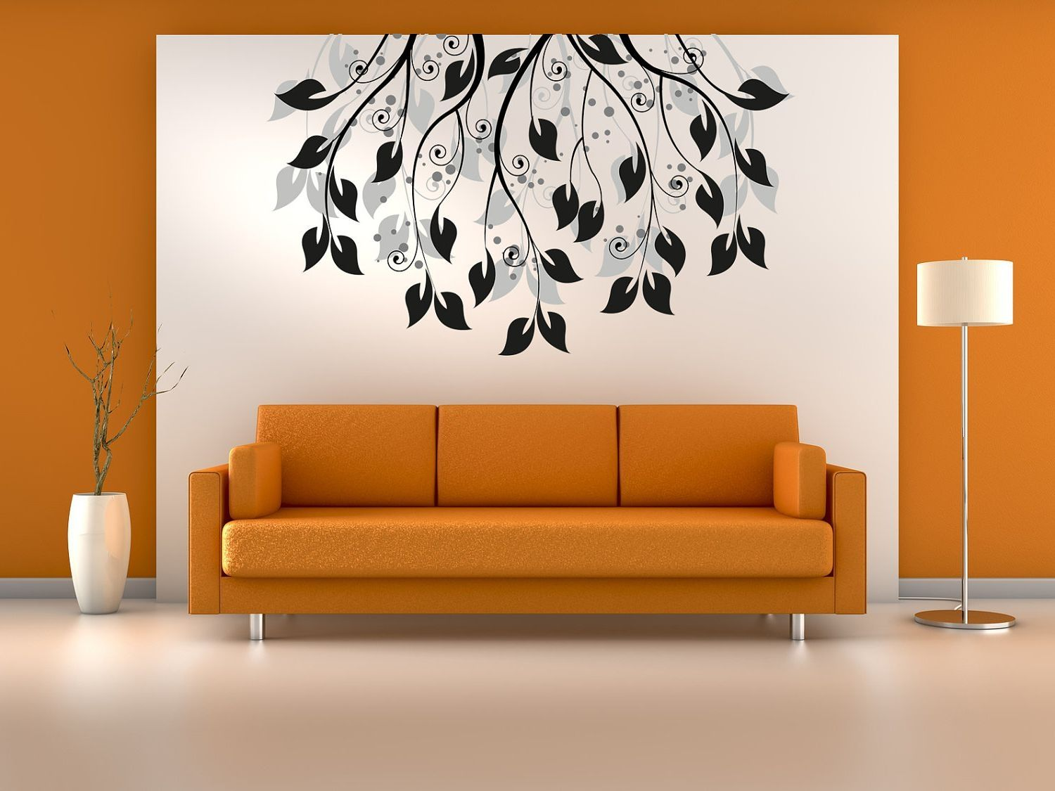 Wall Art Ideas For Freshen Up Space With Wall Decoration Living