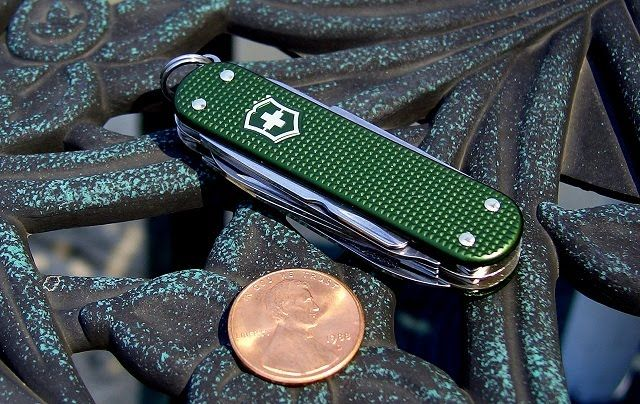 Green Alox Minichamp Sak Pinterest Green Knives And