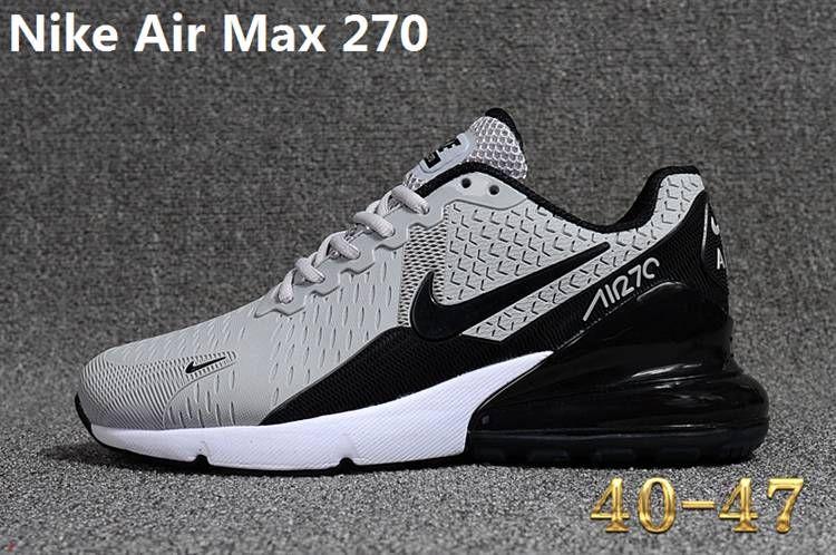158cd4e393 Nike 270 KPU AIR MAX 270 KPU Men Grey Black 40-47 in 2019 | Nike Air ...