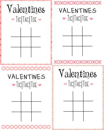 picture about Valentine Tic Tac Toe Printable named Printable Tic Tac Toe Valentine presents Tic tac valentine