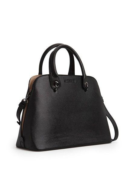 13891f5c19 Saffiano-effect tote bag  Mango  SS14  Accessories