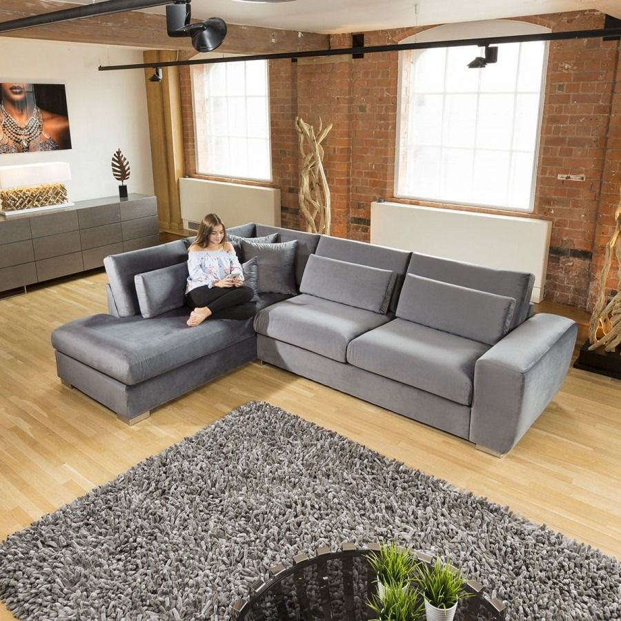 Large Range Of Quality Straight Corner And U Shaped Sofas And