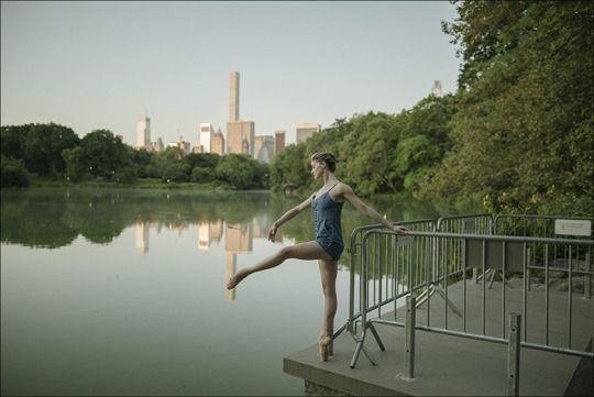 Cassie - Central Park, New York City