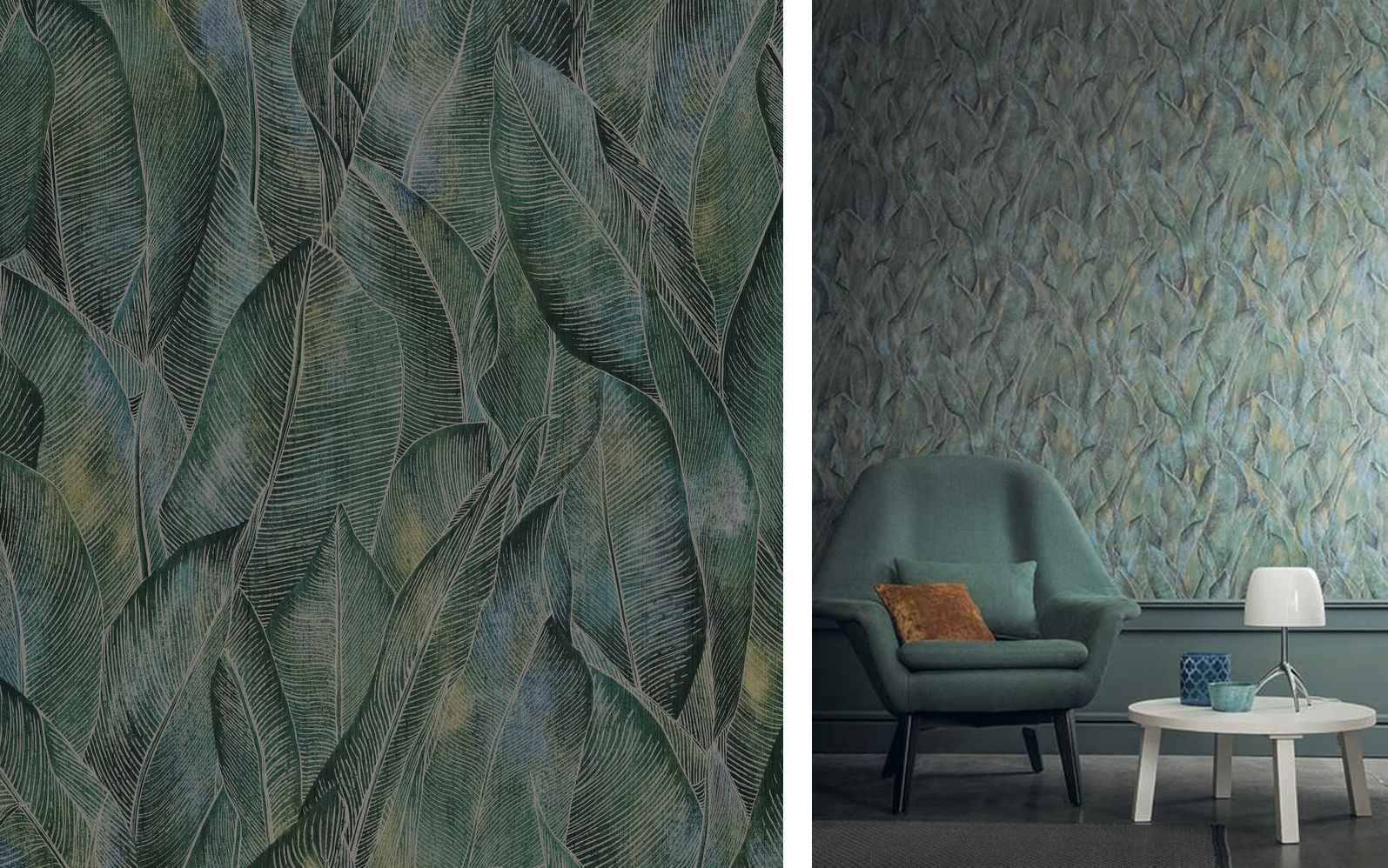 Hochwertig Moderne Wandgestaltung U2013 Tolle Tapeten Trends, Die Sie Unbedingt  Ausprobieren Sollen   Https: