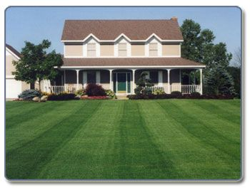 Midwest Residential Landscaping Example Scardino Landscape