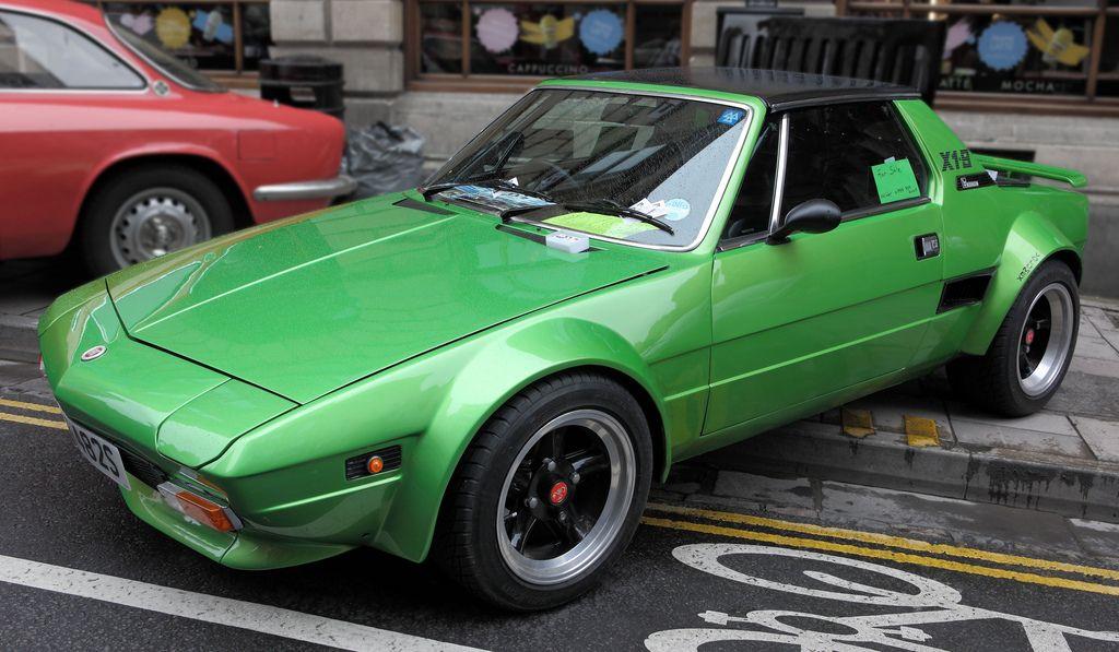 Fiat X1 9 Abarth Bertone C1978 With Images Fiat Cars Fiat