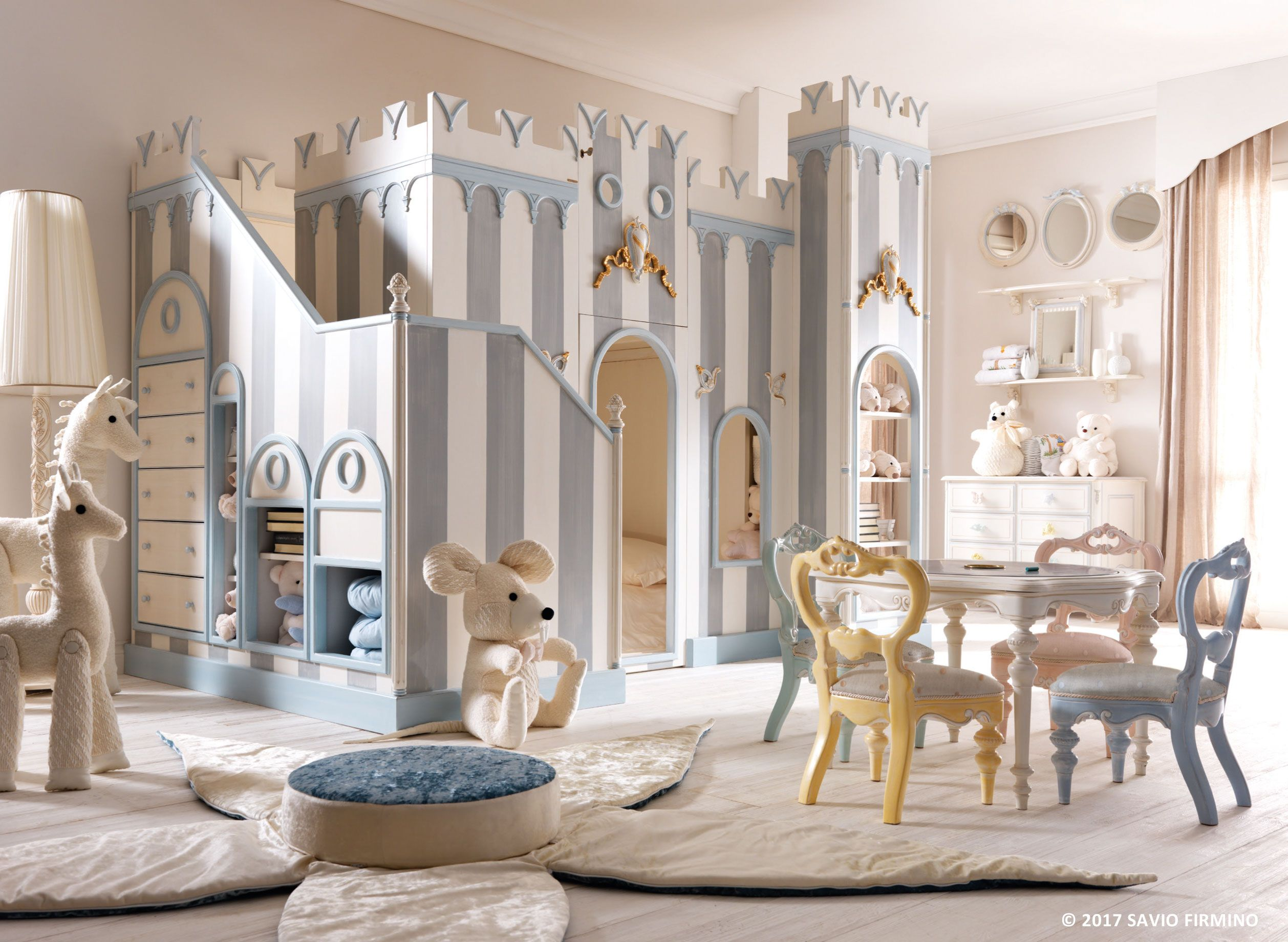 not only a #bed, but a real play room designed for all the, Innenarchitektur ideen