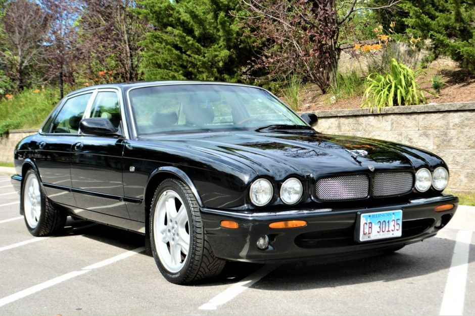 1998 Jaguar Xjr Jaguar Black Jaguar Car Jaguar Car