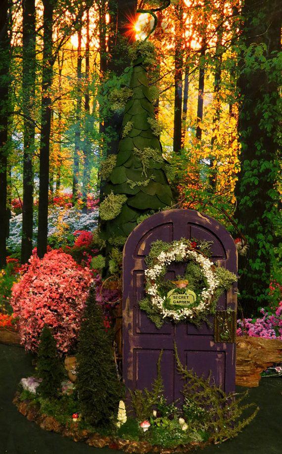 Fairy House A Fairy's Secret Garden by