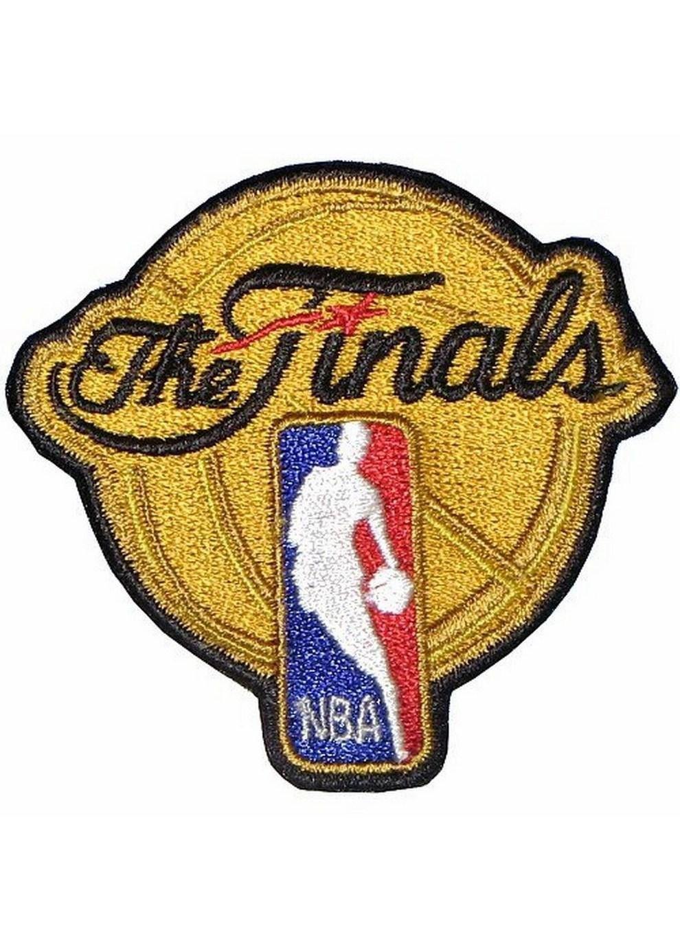 Nba Finals Logo Patch Nba Finals Patch Logo Nba